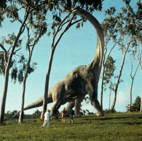 Giải mã cách ăn của khủng long dài nhất hành tinh