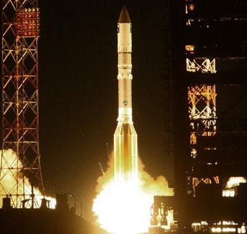 Nga thất bại trong việc đưa 2 vệ tinh lên quỹ đạo