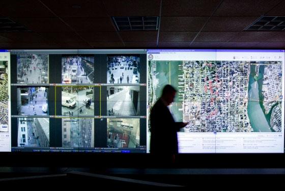 Cảnh sát Mỹ tung ra hệ thống giám sát tội phạm mới