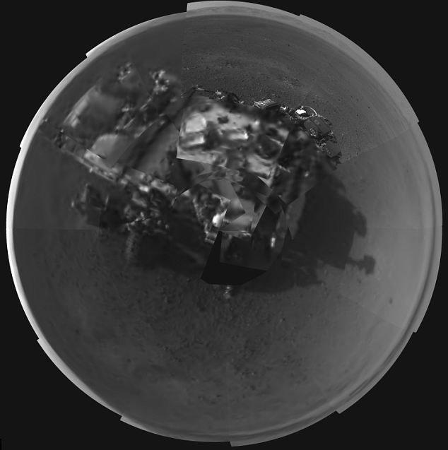 """NASA tiết lộ tài xế """"cỗ xe quái vật trên sao Hỏa"""""""