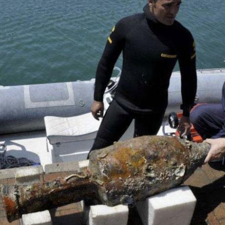 Tìm thấy tàu La Mã gần như nguyên vẹn