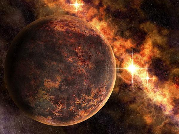 Vật chất tối gần mặt trời?