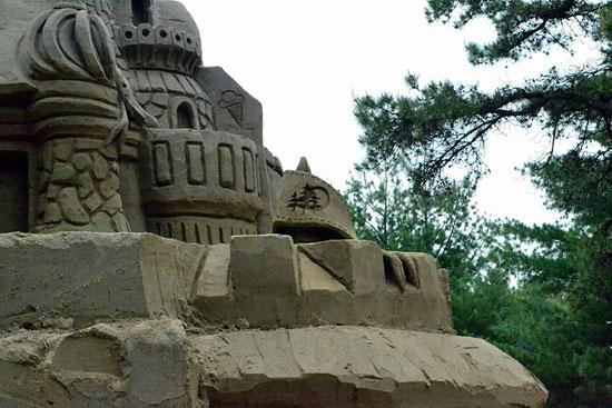 """Bí quyết tạo các lâu đài cát """"khủng"""""""