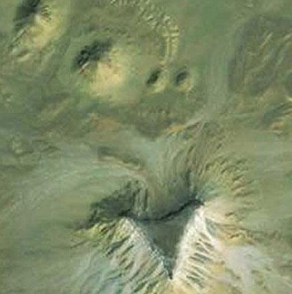 Tìm thấy 2 kim tự tháp bị mất tích của Ai Cập