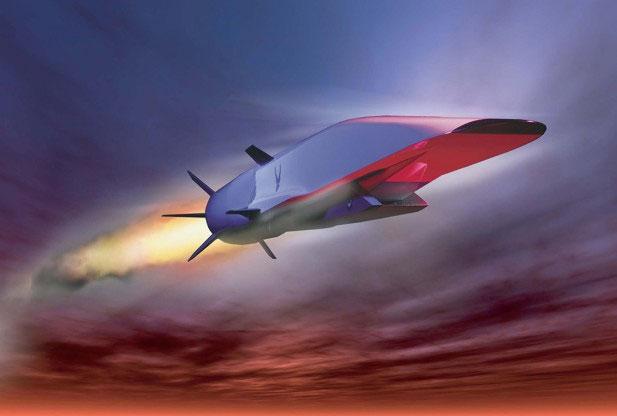 Thử nghiệm loại máy bay mất 46 phút đi khắp nước Mỹ