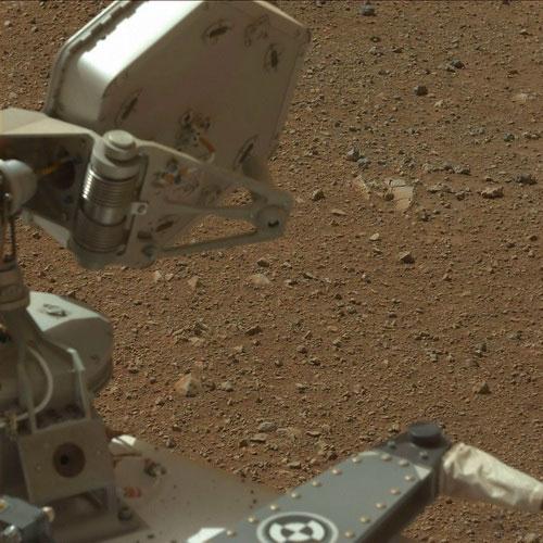 """Obama đòi NASA báo cáo gấp về """"người sao Hỏa"""""""