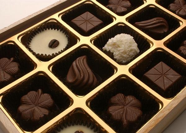Chất béo trong sô cô la có thể được thay thế bằng nước ép trái cây