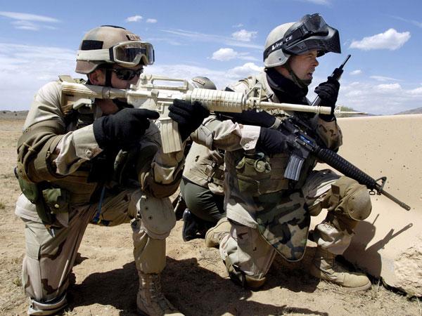 Lính Mỹ tương lai không cần ăn, ngủ