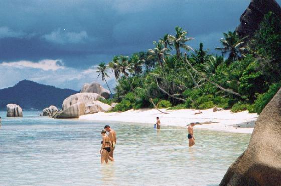 Quần đảo Seychelles - nơi có biển trong lành nhất
