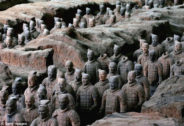 Trung Quốc đình chỉ khai quật lăng mộ Tần Thủy Hoàng