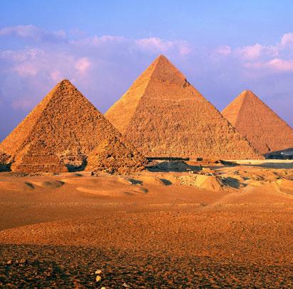 Ai Cập cổ đại sụp đổ vì biến đổi khí hậu
