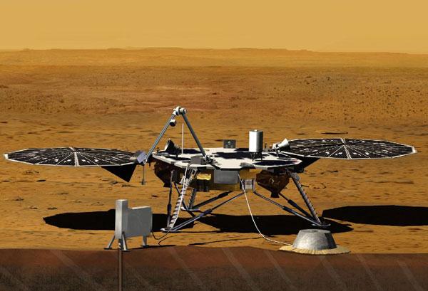 Mỹ sẽ đưa thêm robot lên sao Hỏa