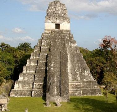 Đằng sau sự sụp đổ của đế chế Maya