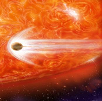 """Mặt trời sẽ """"nuốt chửng"""" Trái đất?"""