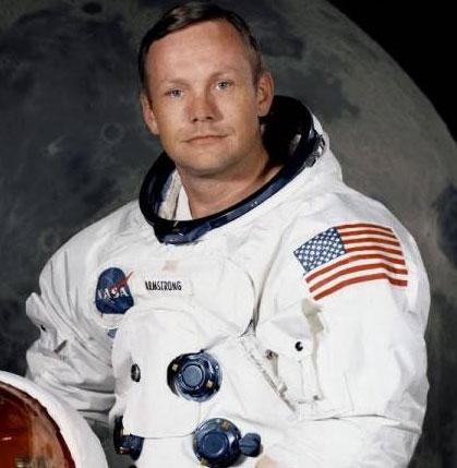Người đầu tiên đặt chân lên mặt trăng qua đời