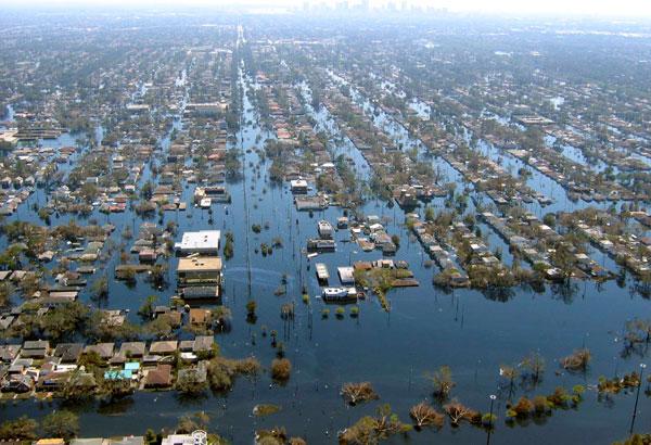 Bão nhiệt đới Isaac có quỹ đạo giống bão Katrina