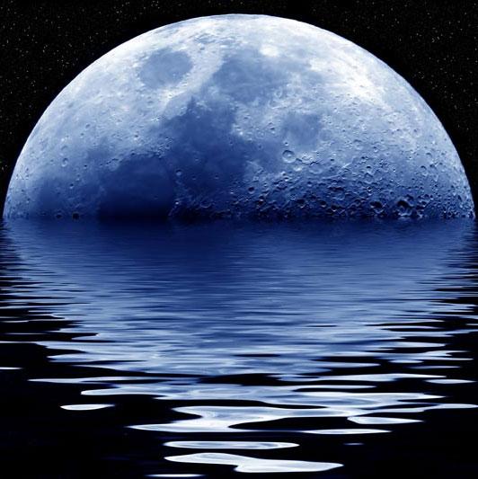 """Tuần này sẽ có trăng """"xanh"""""""