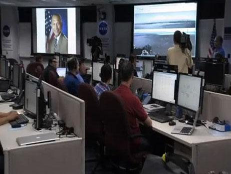 Video: Tiếng loài người lần đầu cất lên sao Hỏa