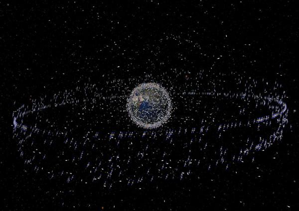 Mỹ - Nhật hợp tác theo dõi rác vụ trụ
