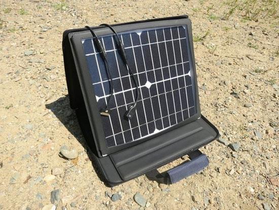 Bộ sạc năng lượng Mặt trời di động