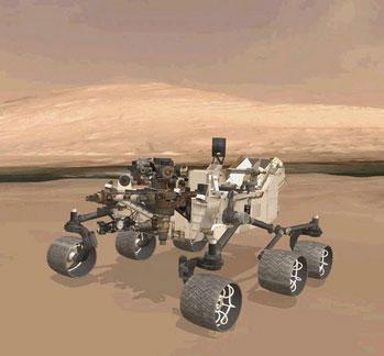 """Sắp có robot đào """"báu vật"""" sao Hỏa?"""