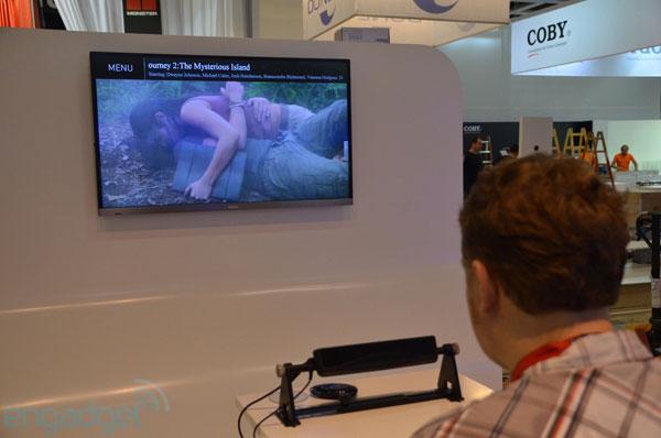 Video: Ti vi điều khiển bằng mắt