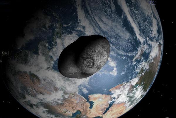 """""""Sát thủ Trái đất"""" sẽ tha địa cầu"""