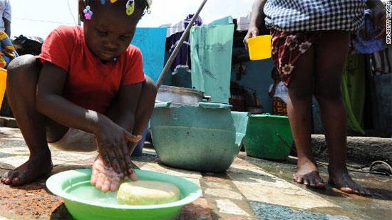 Nước sạch tác động tới chiều cao của trẻ em