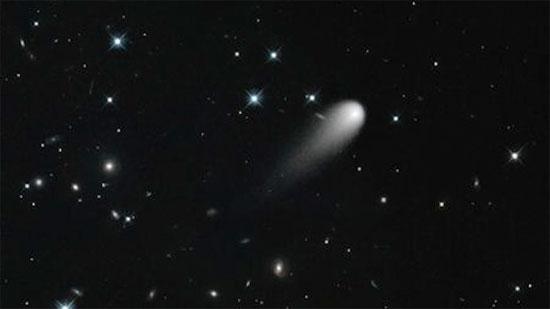 """""""Sao chổi thế kỷ"""" sẽ không sáng"""
