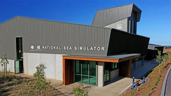 """Úc khánh thành Viện Hải dương học """"thông minh"""" nhất thế giới"""