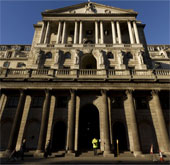 """Hé lộ hầm vàng """"khủng"""" của Ngân hàng Anh"""