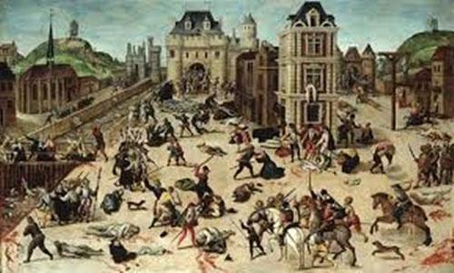 Thảm sát Ngày lễ Thánh Barthélemy