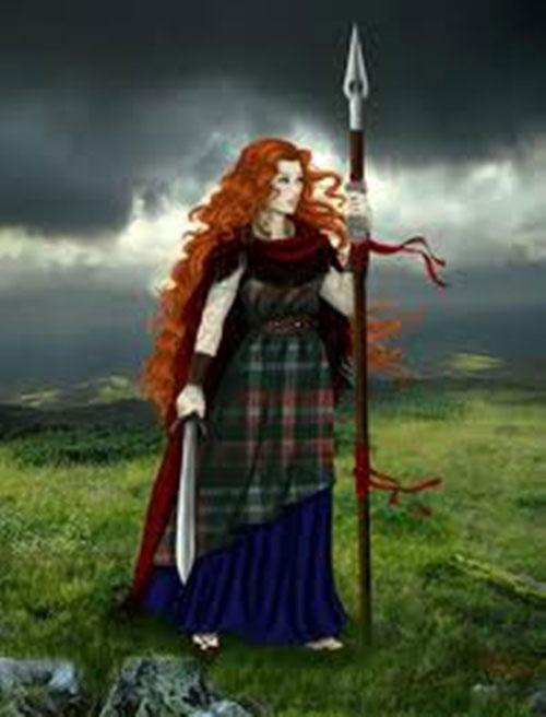 Boudica vợ của vua Prasutagus
