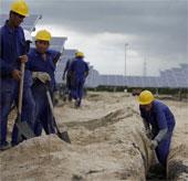 Cuba khai trương công viên năng lượng Mặt Trời