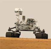 """Một năm trên sao Hỏa của """"cỗ máy trong mơ"""""""