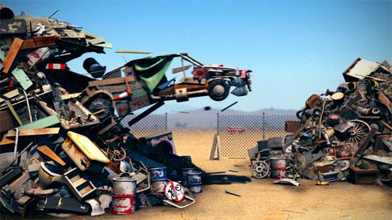 Australia: Công nghệ biến rác ôtô thành vật liệu mới