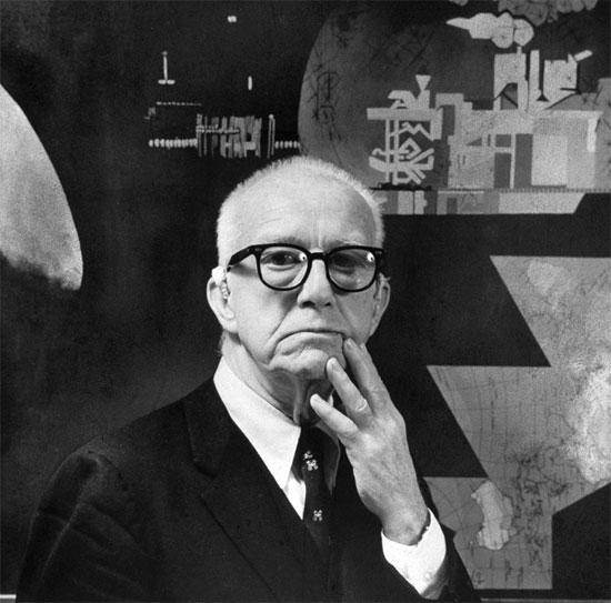 Buckminster Fuller và nhật ký cuộc đời