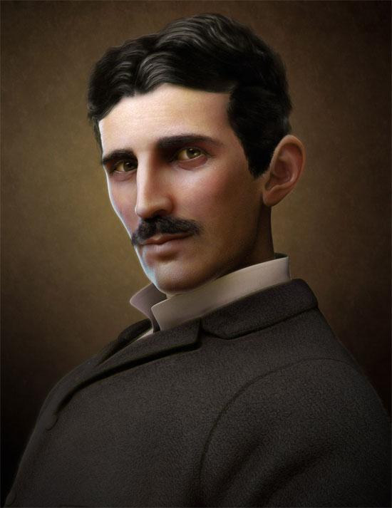 Anh hùng thầm lặng Nikola Tesla