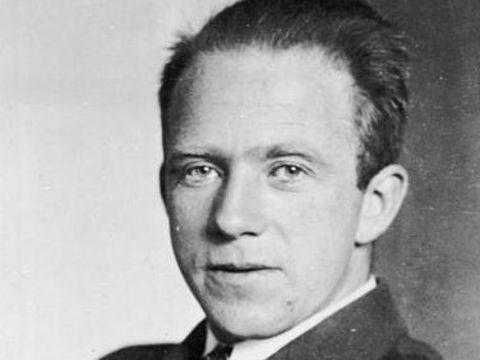 Giáo sư đãng trí Werner Heisenberg
