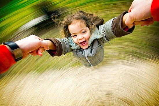 Những hiện tượng rung lắc đột ngột là nguy hiểm tiềm tàng với trẻ em