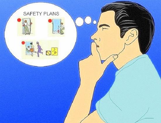 """Phản ứng cơ thể khi máy bay rơi và cách """"thoát thân"""""""