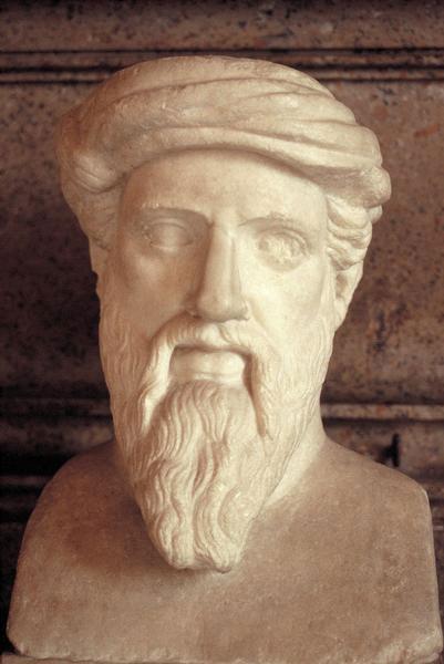 Pythagoras - nhà khoa học không ăn đậu