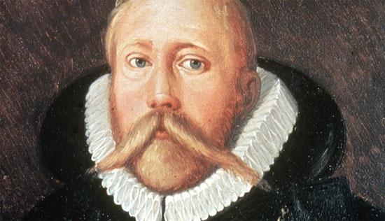 Tycho Brahe - chết vì nhịn đi tiểu