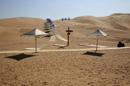 """Sa mạc phát ra """"tiếng thét quỷ thần chốn địa ngục"""""""