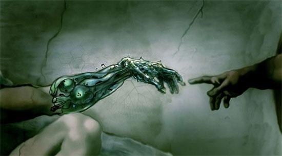 Công nghệ in 3D giúp con người bất tử