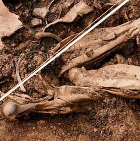 """Kì dị """"xác ướp đầm lầy"""" lâu đời nhất thế giới"""