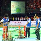 Robocon Quốc tế chuẩn bị khởi tranh tại Đà Nẵng