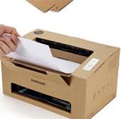 Video: Giới thiệu máy in bằng carton