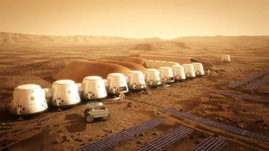 Định cư trên sao Hỏa: Phải làm ra nước và dưỡng khí