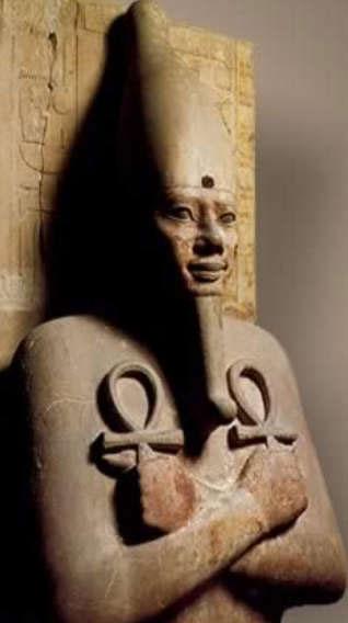 """Ankh là chữ tượng hình Ai Cập có nghĩa là """"cuộc sống"""""""